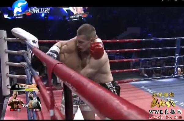 武林风 :世纪之战 中国功夫VS泰拳完整回放