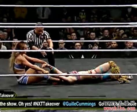 WWE.NXT特别节目《接管:伦敦》完整回放
